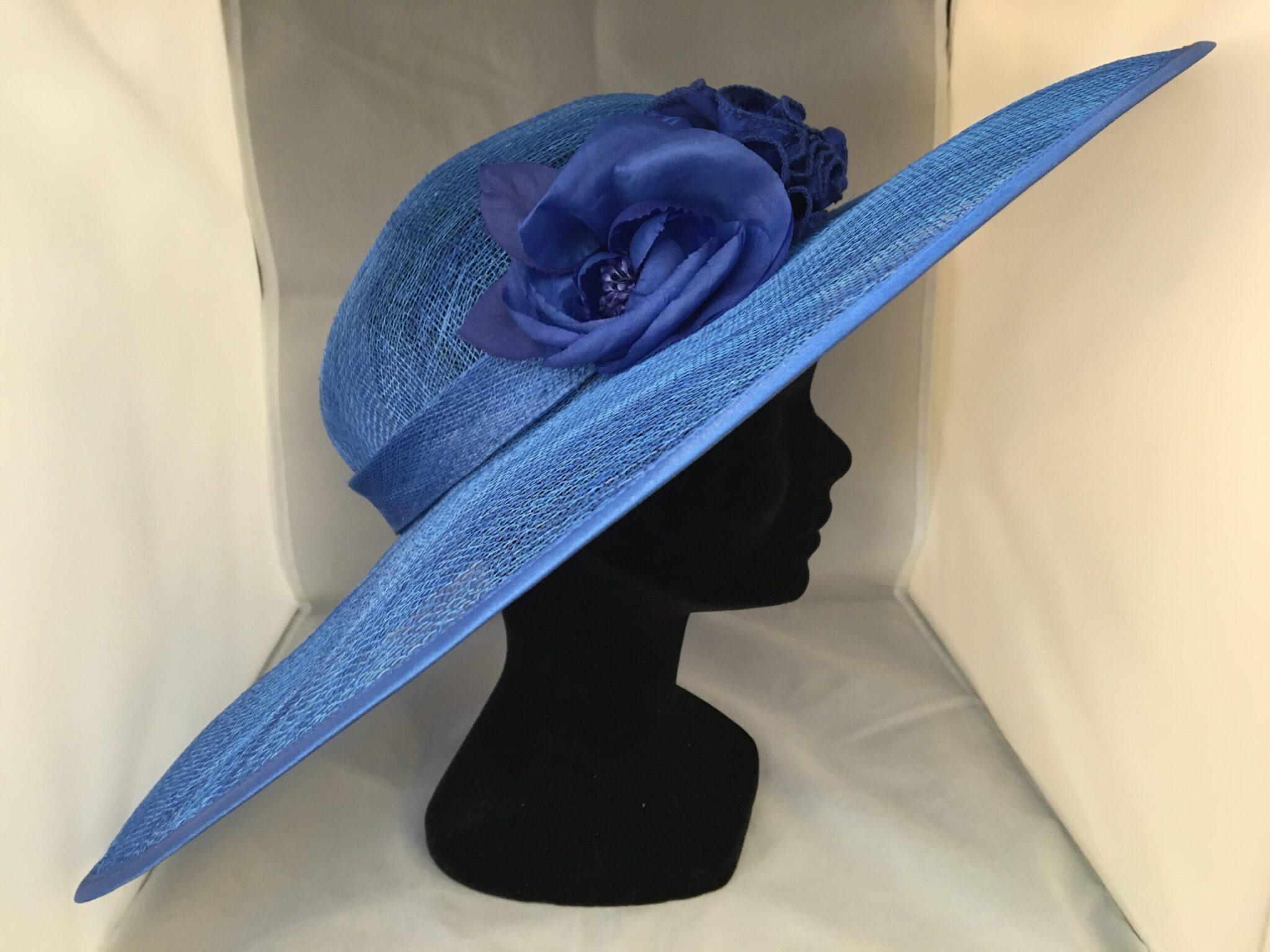 Chapeau Femme «Croisière» Bleu