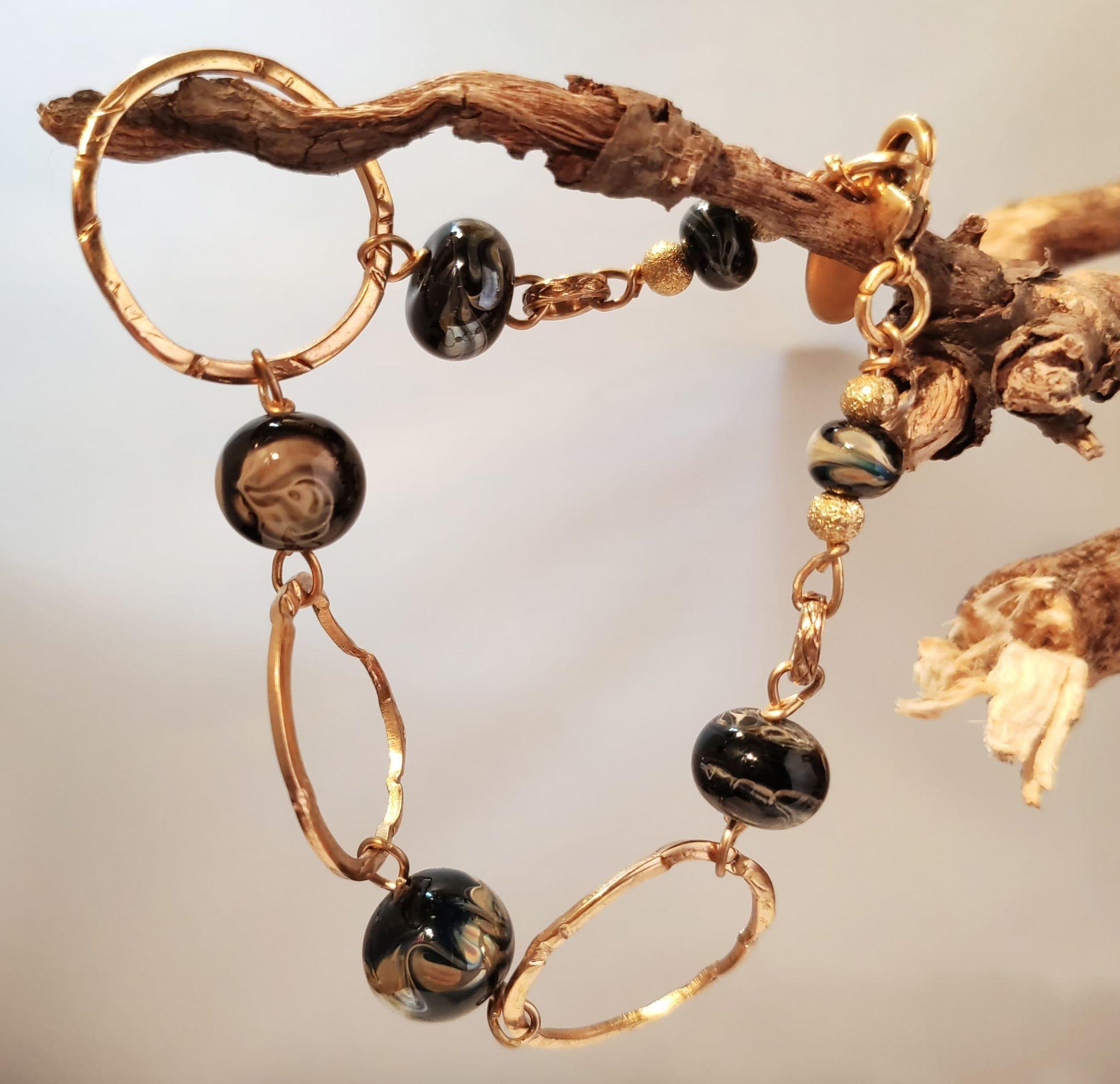 Bracelet «anneaux»