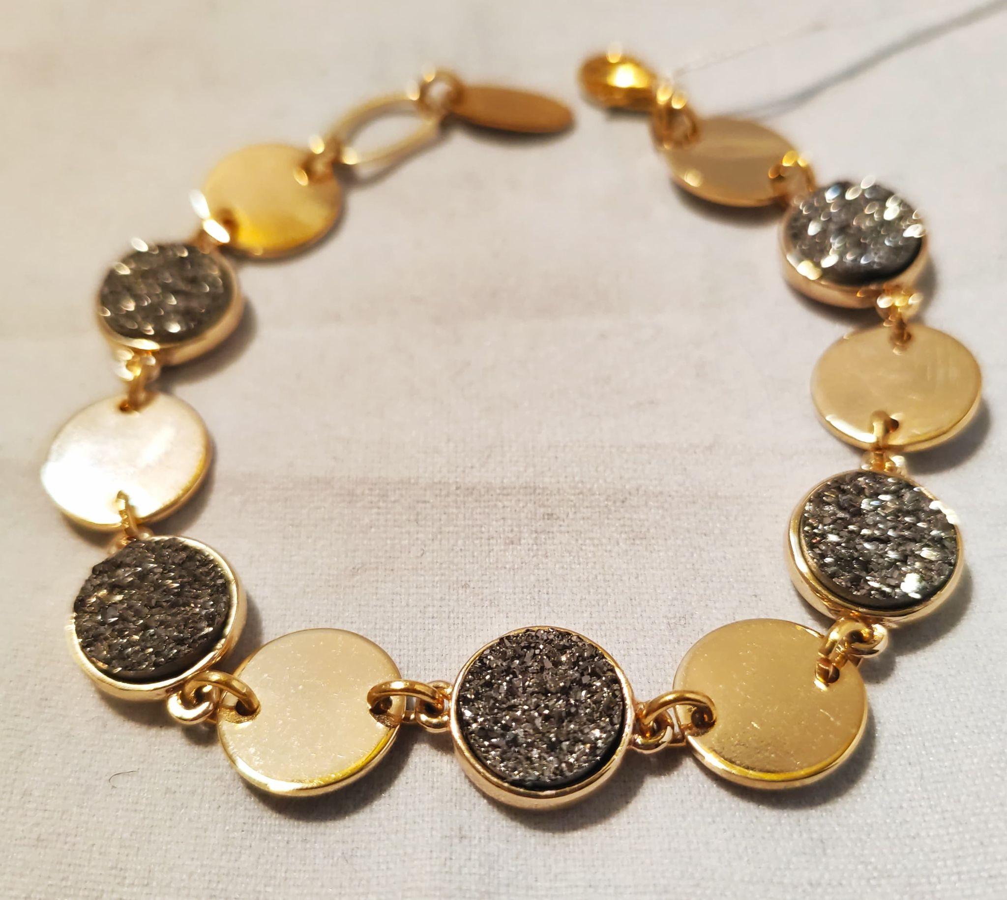 bracelet «pailleté»