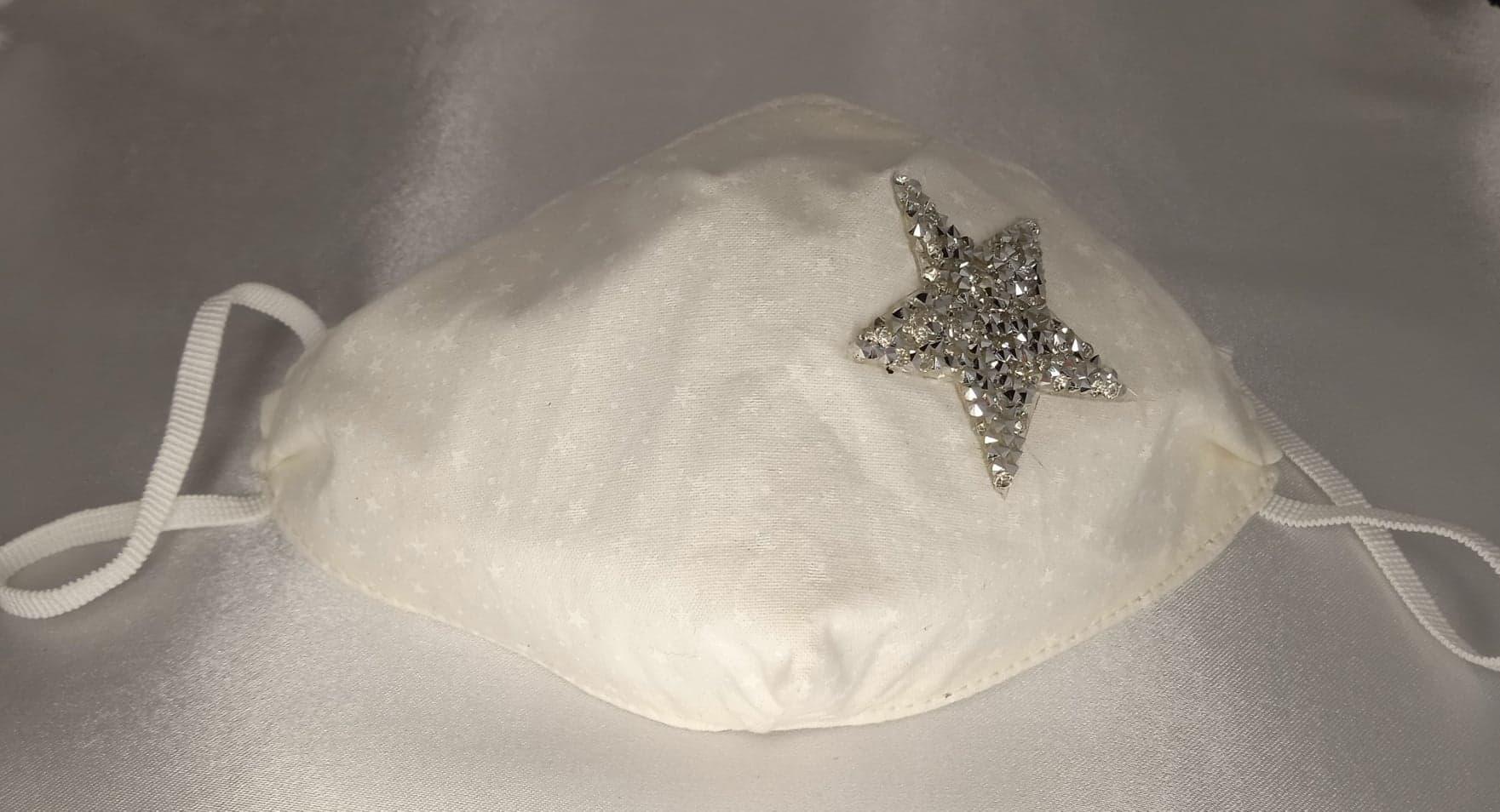masque » étoile de cristaux»