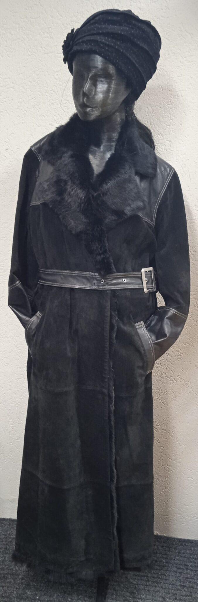 manteau rené dehry